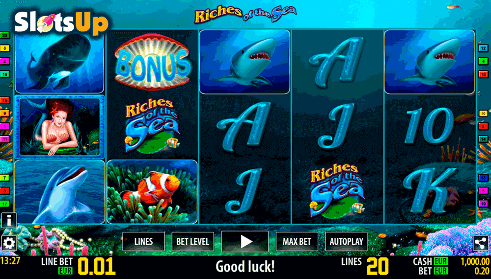Aquarium HD Slot Machine Online ᐈ World Match™ Casino Slots
