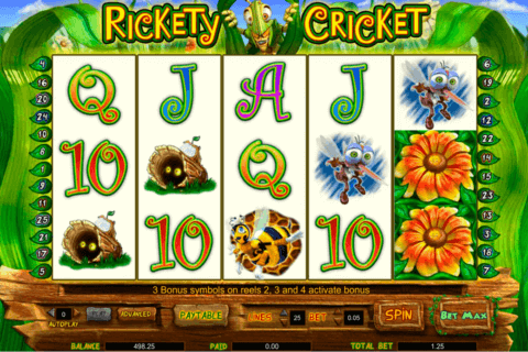 rickety cricket amaya casino slots