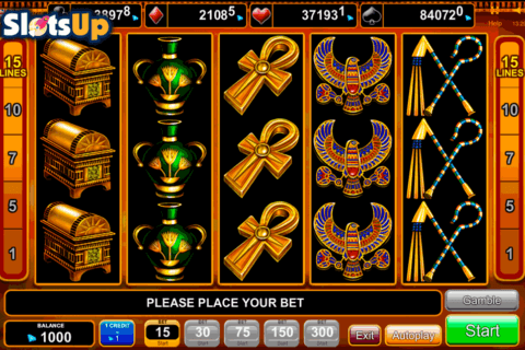 video slots online casino the symbol of ra