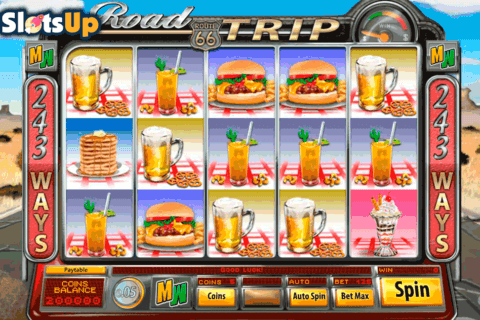 ROAD TRIP MAX SAUCIFY CASINO SLOTS