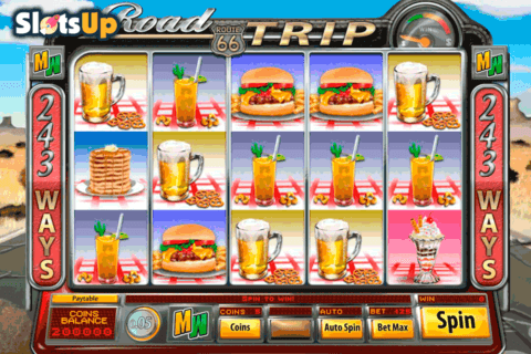 ROAD TRIP SAUCIFY CASINO SLOTS
