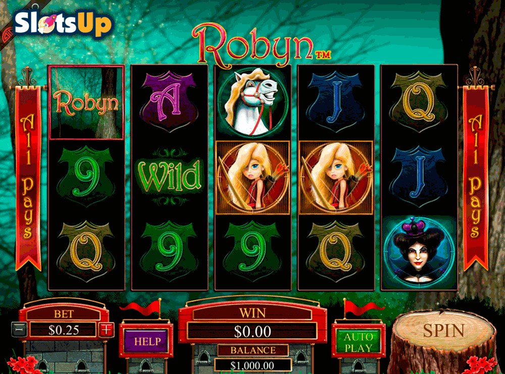 Robin Slots Review & Free Instant Play Casino Game