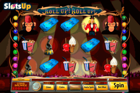 roll up roll up saucify casino slots
