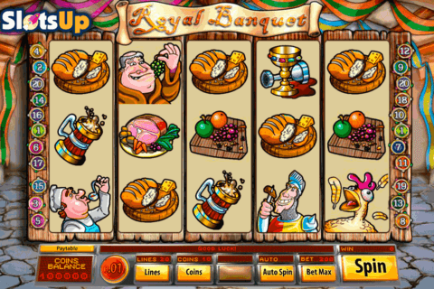 royal banquet saucify casino slots