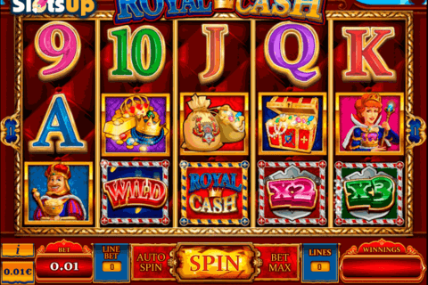 ROYAL CASH ISOFTBET CASINO SLOTS