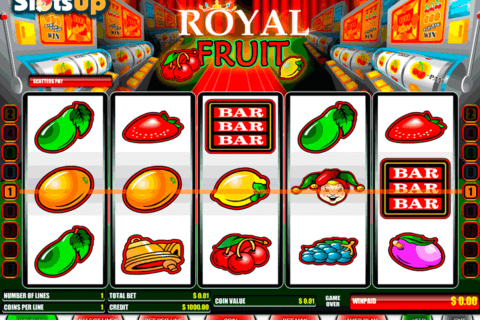 Royal Fruit Slot Machine Online ᐈ B3W™ Casino Slots