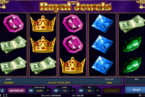 royal jewels zeus play