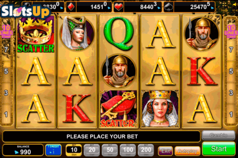 ROYAL SECRETS EGT CASINO SLOTS
