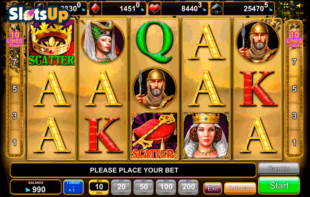 Royal Fabulous Casino Slot - Play Online & Win Real Money