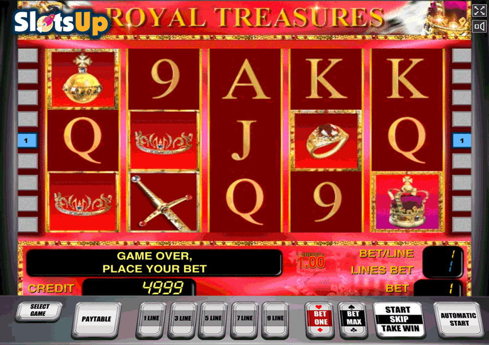 Caribbean Treasure Slot Machine - Play Online Slots for Free