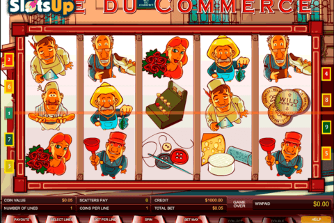 rue du commerce b3w casino slots