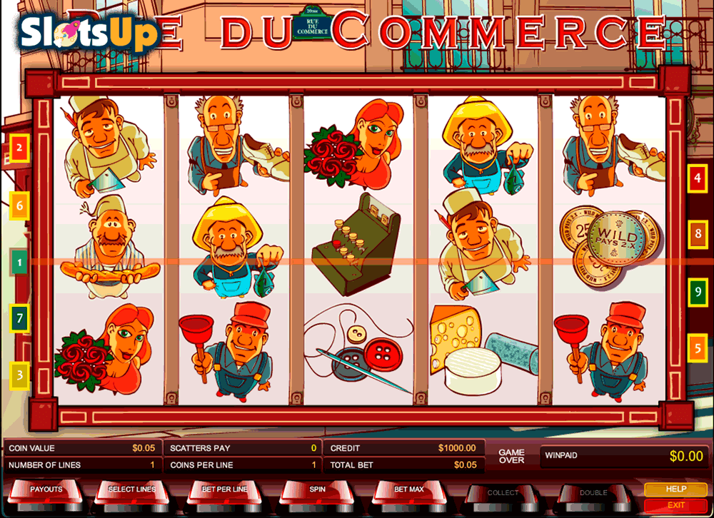 Rue Du Commerce Slot Machine Online ᐈ B3W™ Casino Slots