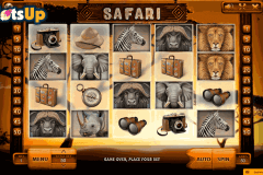 safari endorphina casino slots