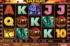 safari heat playtech casino slots