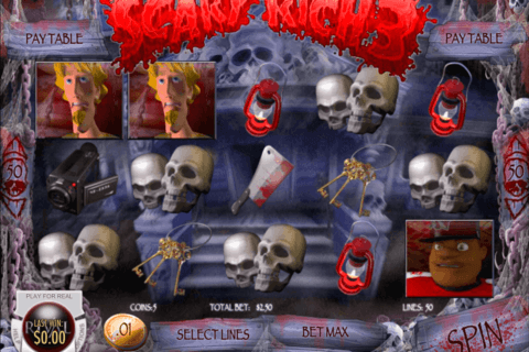 scary rich 3 rival casino slots 480x320