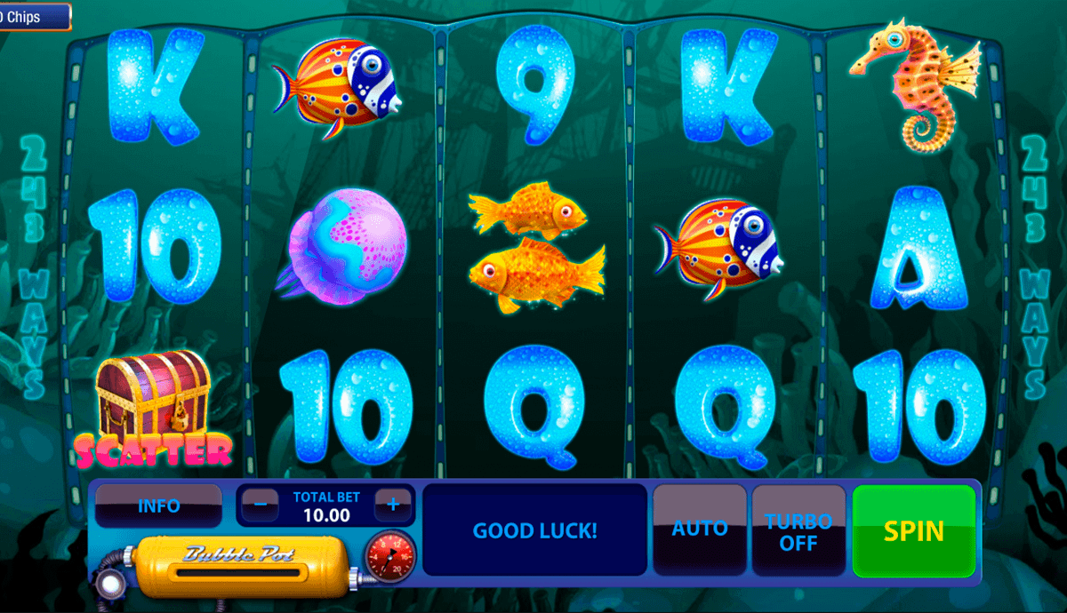 Sea of Gold Slot Machine Online ᐈ GamesOS™ Casino Slots