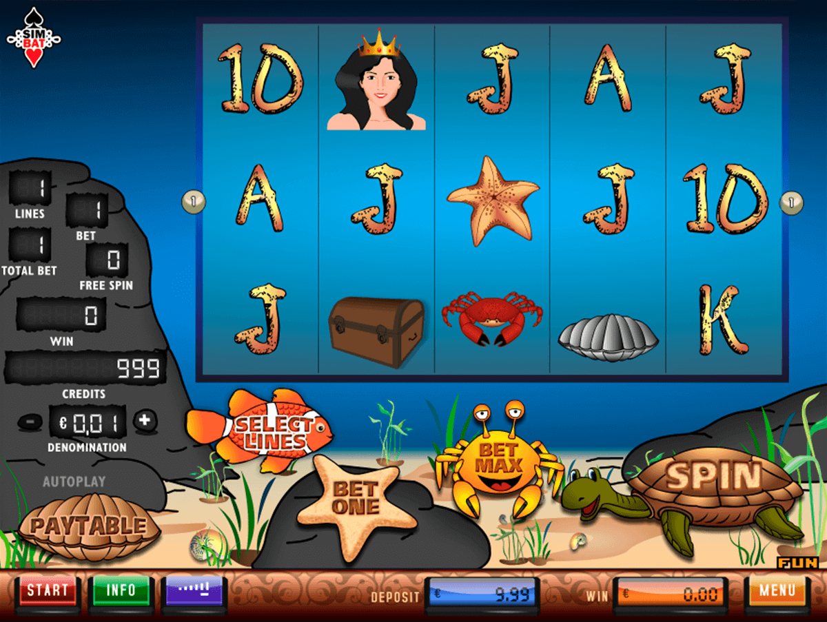 Sea Princess Slot Machine Online ᐈ Simbat™ Casino Slots