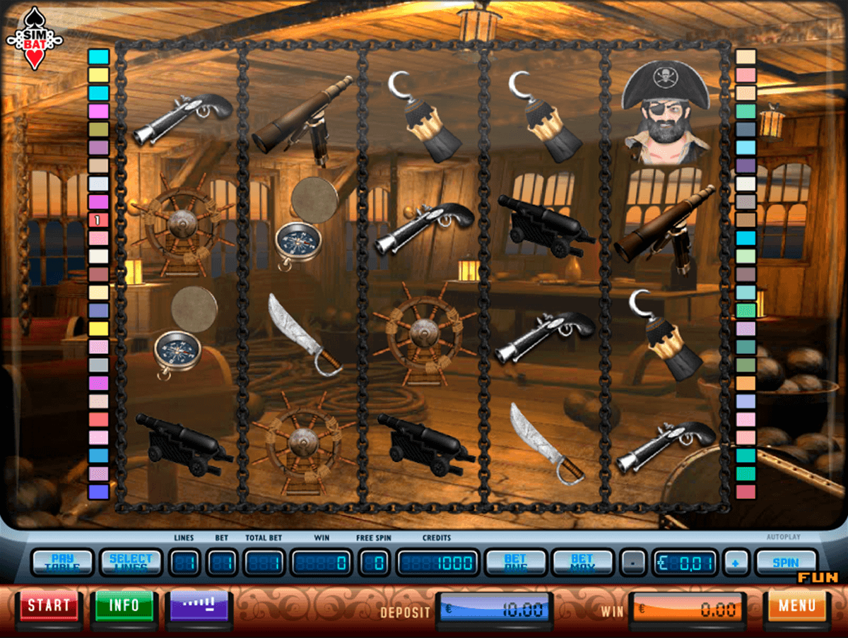 Sea Raider Slot Machine - Free to Play Online Demo Game