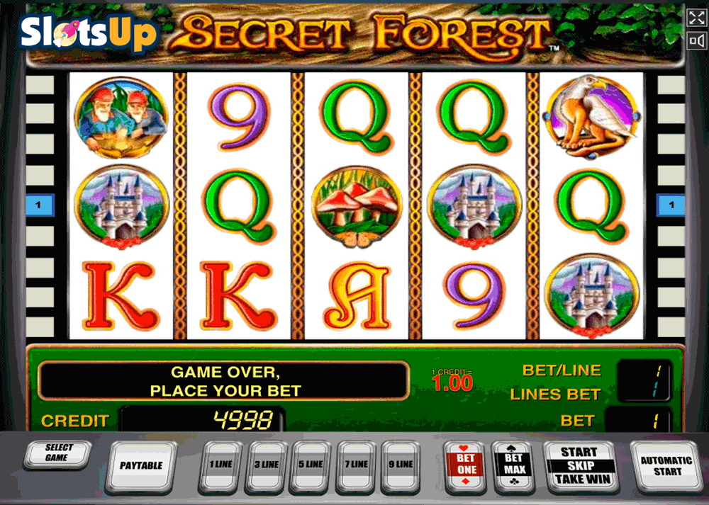 The Odd Forest Slots - Play for Free or Real Money