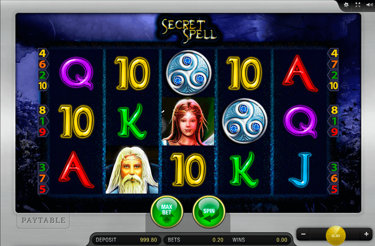 Secret Spell Slot Machine Online ᐈ Merkur™ Casino Slots