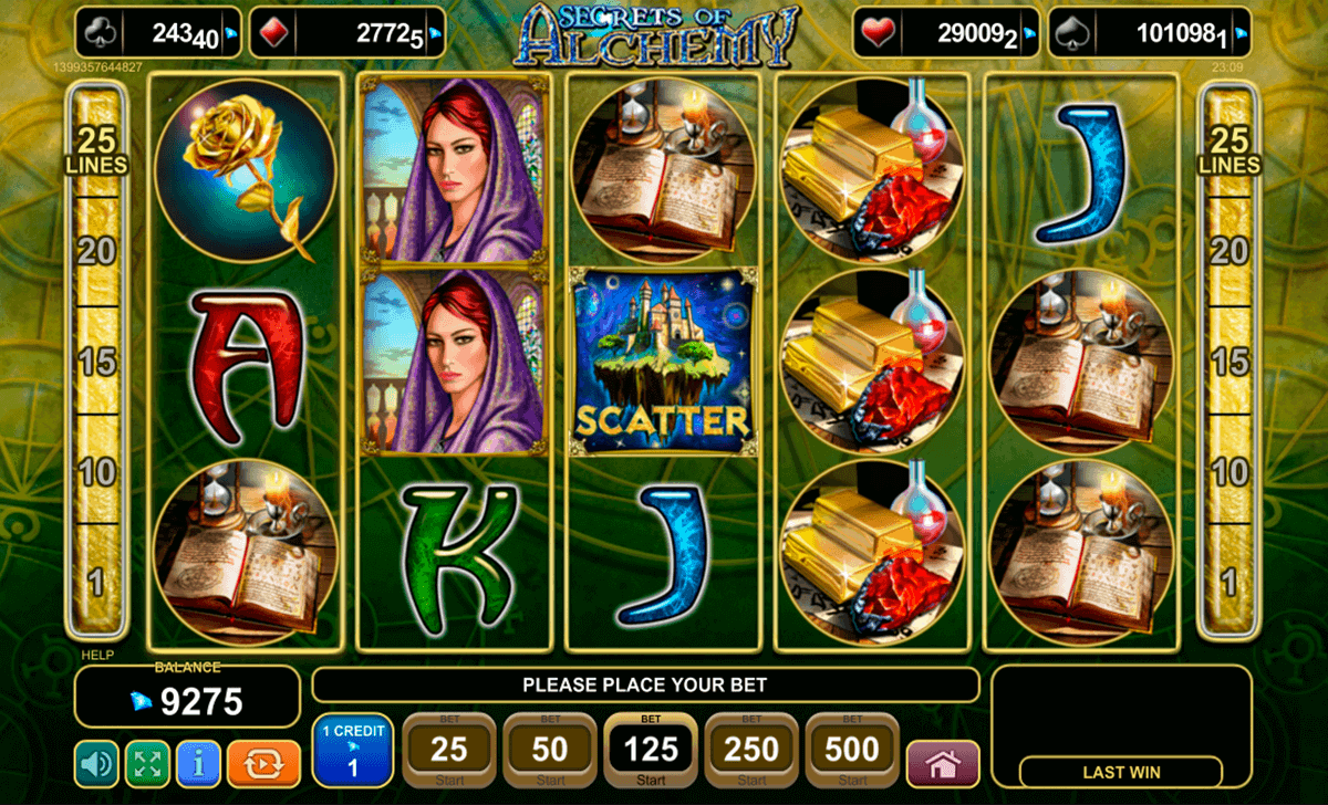 online slots for real money alchemy online spielen
