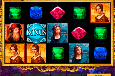 secrets of da vinci high5 casino slots