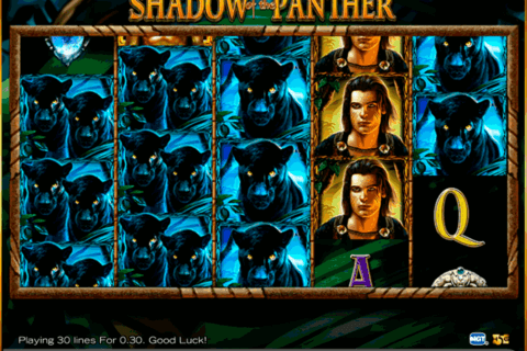 shadow of the panther high5 casino slots 480x320