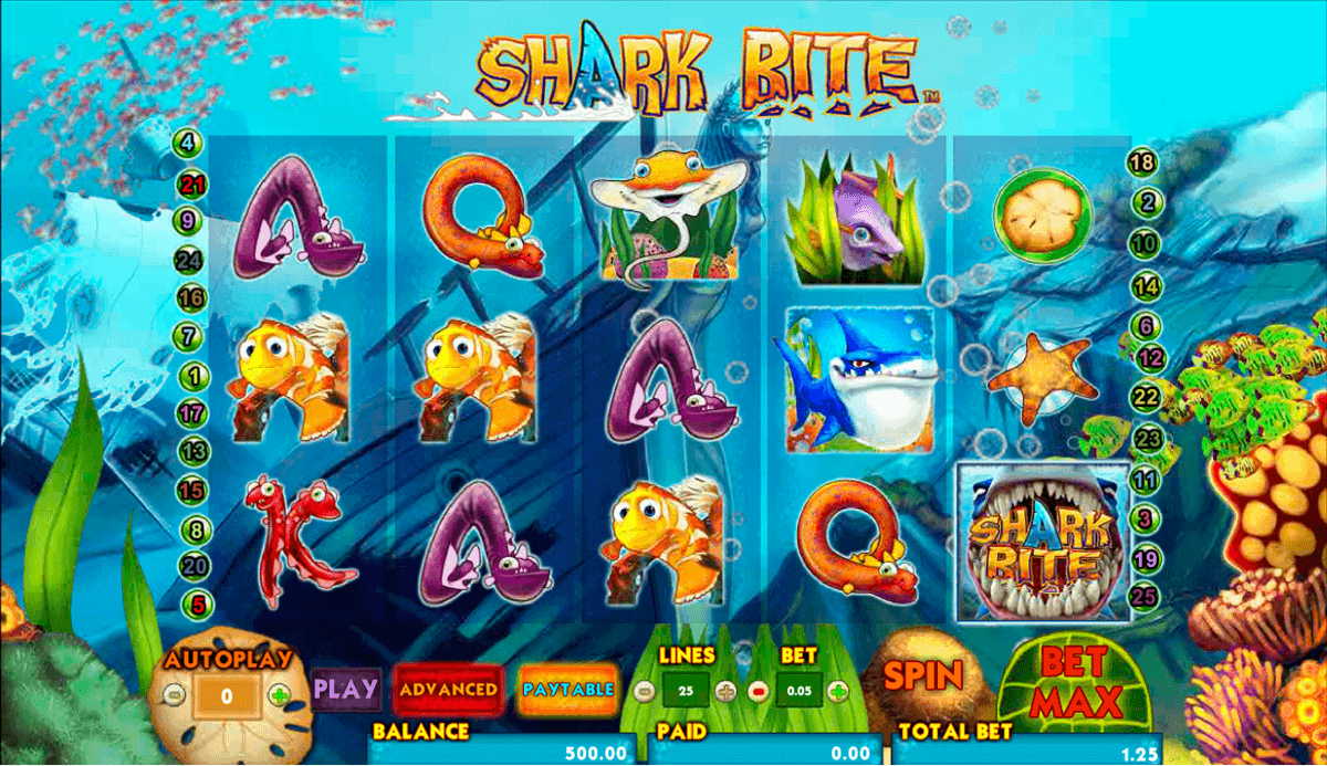 Shark Attack Slots - Play Online Slot Machines for Free