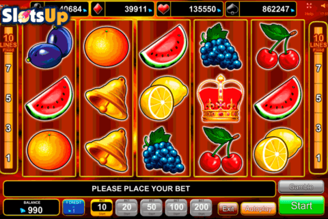 SHINING CROWN EGT CASINO SLOTS