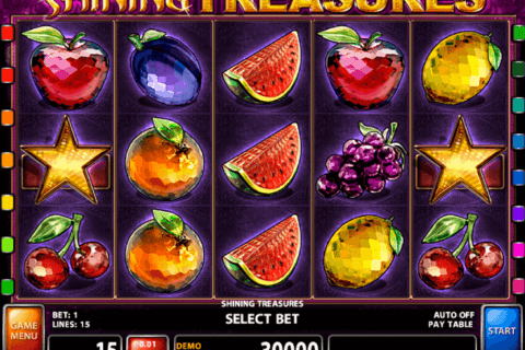 shining treasures casino technology