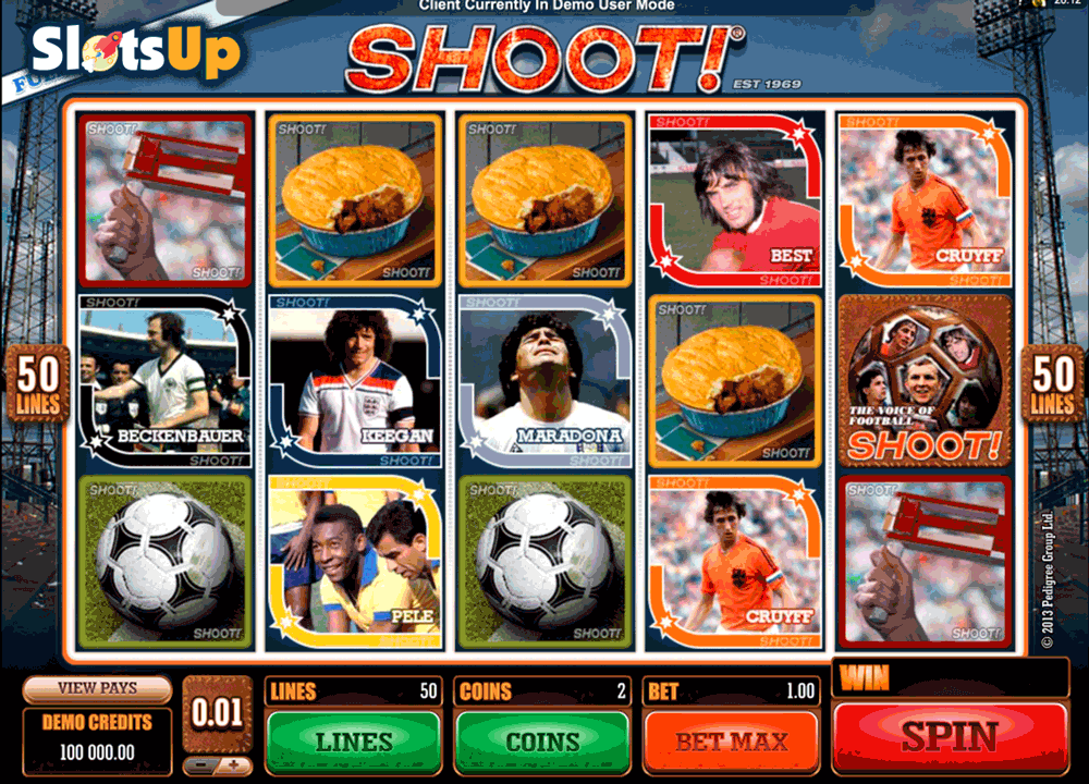 shoot microgaming casino slots