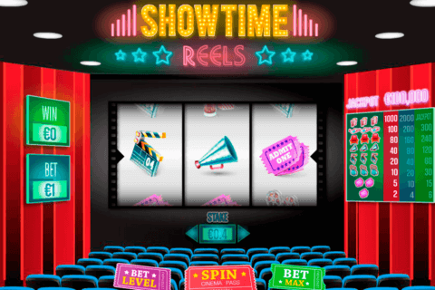 showtime reels pariplay slot machine
