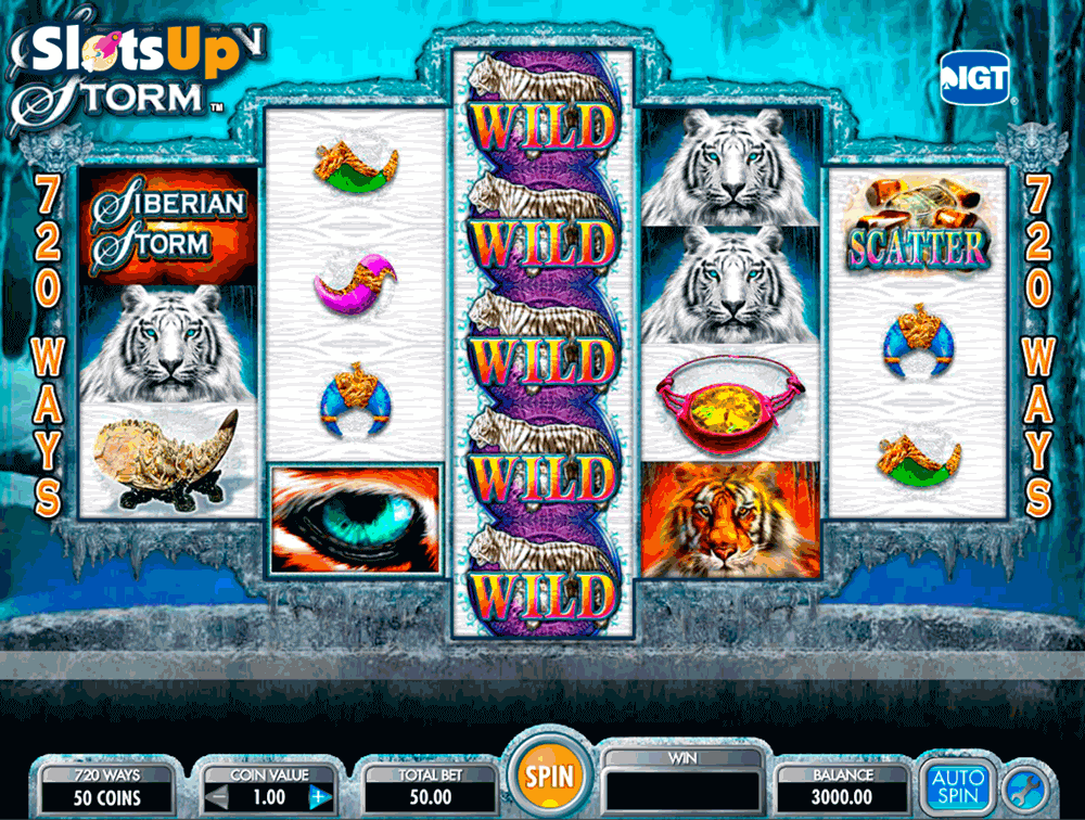 Black & White Slot Review & Free Instant Play Game