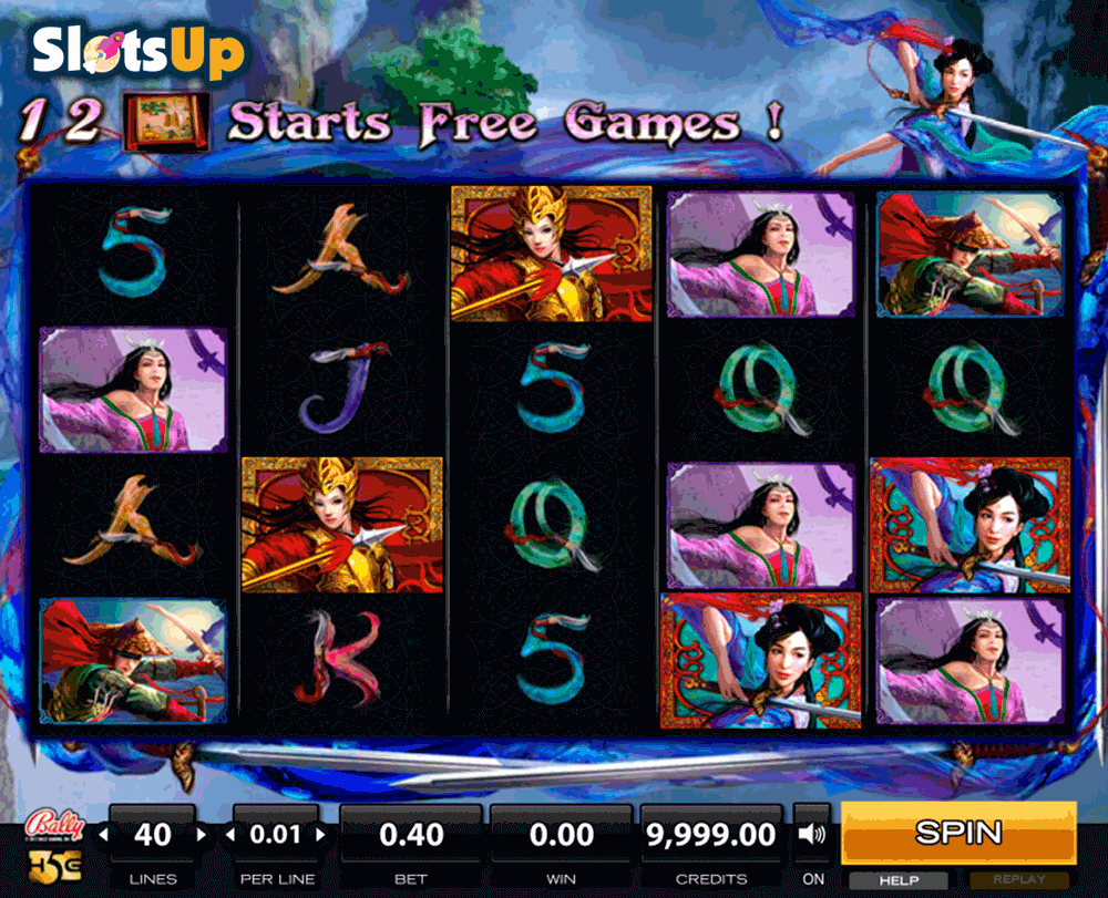 video slots online casino novomatic games
