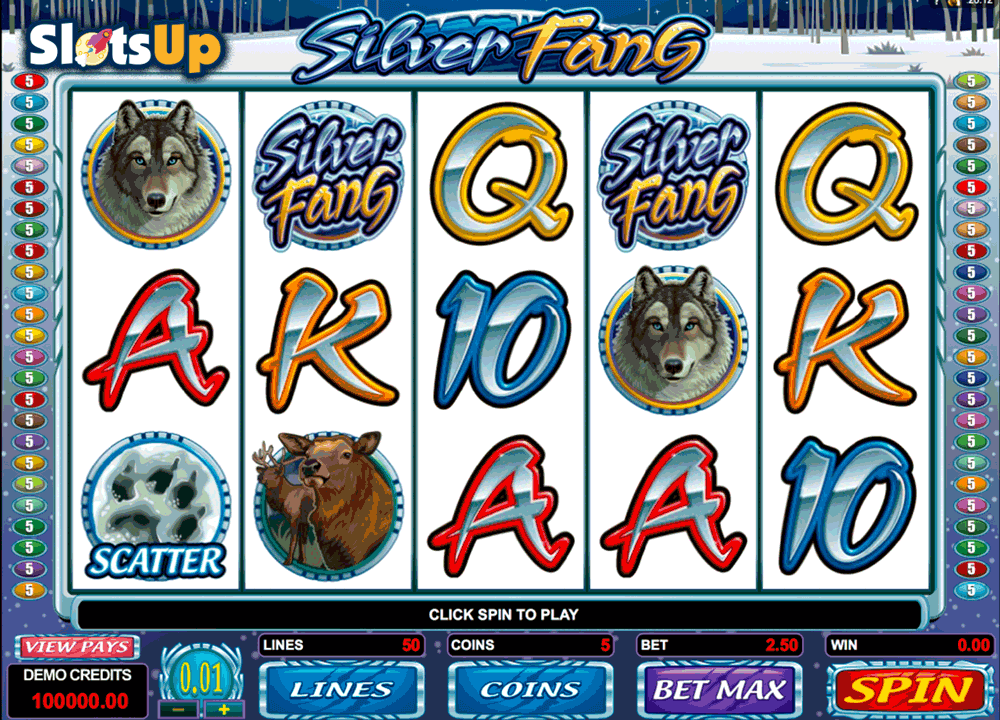 Sterling Silver 3D Slot Machine Online ᐈ Microgaming™ Casino Slots