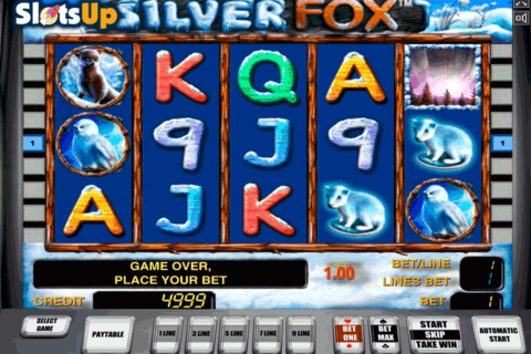 silver fox novomatic casino slots 480x320