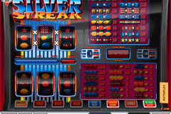 Silver Streak™ Slot Machine Game to Play Free in Simbats Online Casinos