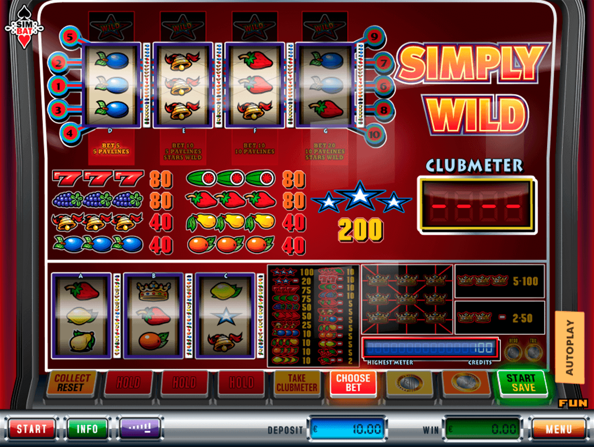 Running Wild Slot Machine Online ᐈ Simbat™ Casino Slots