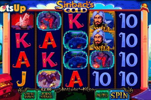 Sinbads Golden Voyage Slot Machine Online ᐈ Playtech™ Casino Slots
