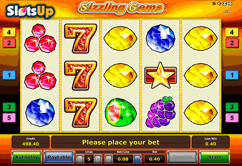 Sizzling Hot Slot Machine Online ᐈ Novomatic™ Casino Slots
