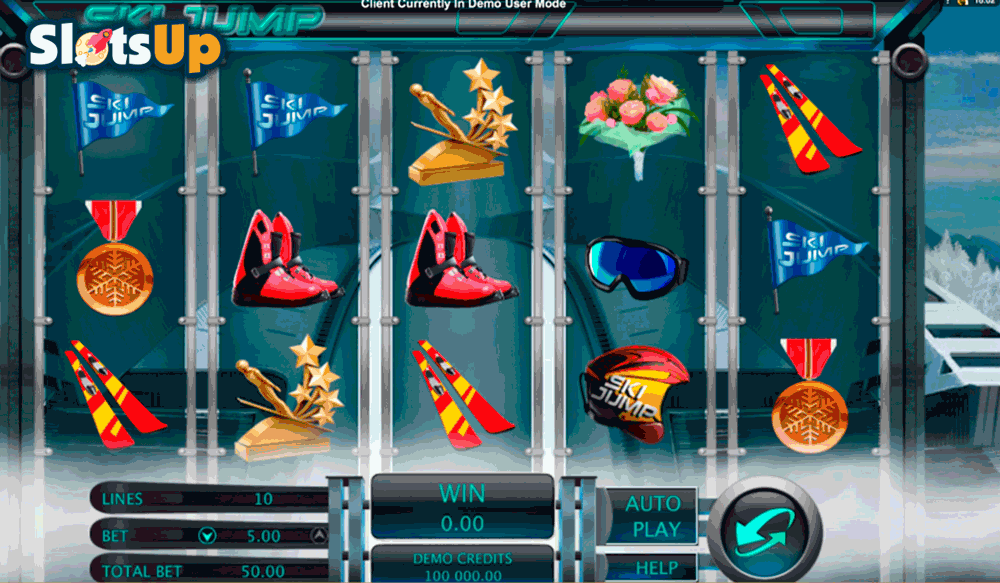 Ski Jump Slot Machine Online ᐈ Genesis Gaming™ Casino Slots