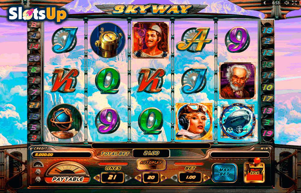 skyway playson casino slots