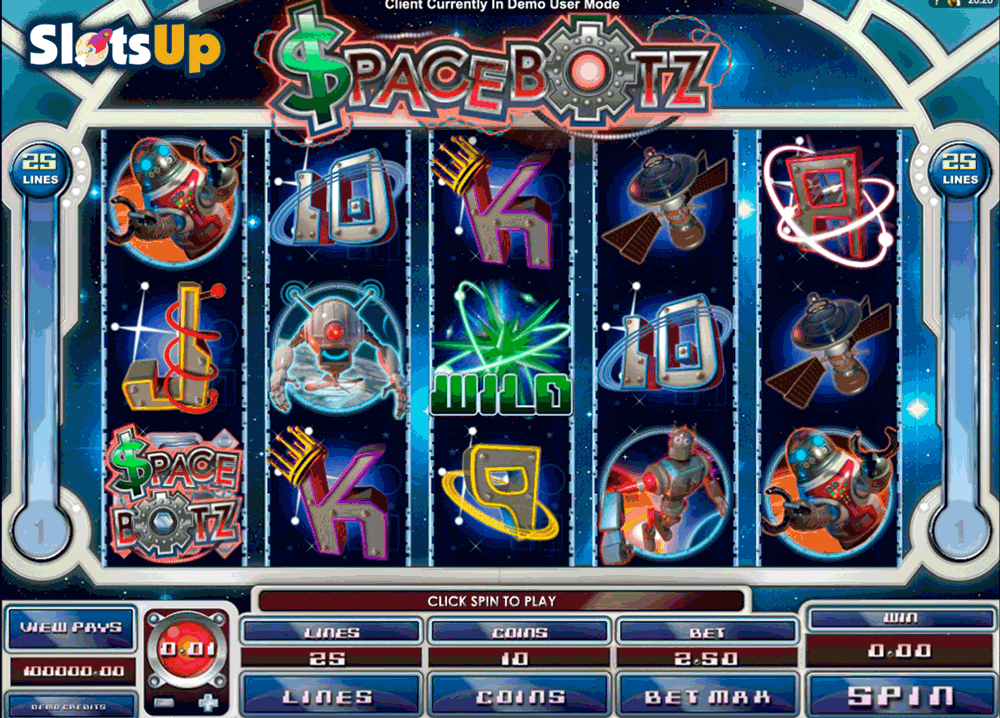 Space-Themed Slot Machines – Play Free Casino Slots Online