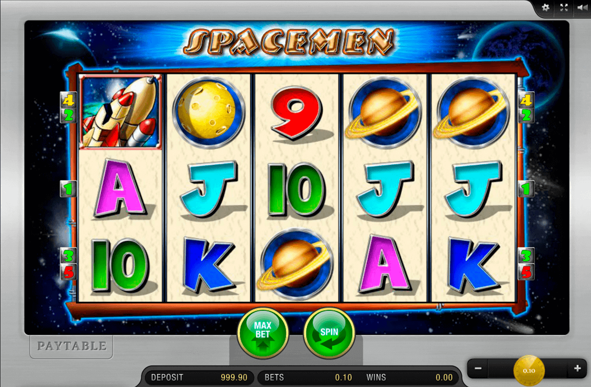 Spacemen Slot Machine Online ᐈ Merkur™ Casino Slots