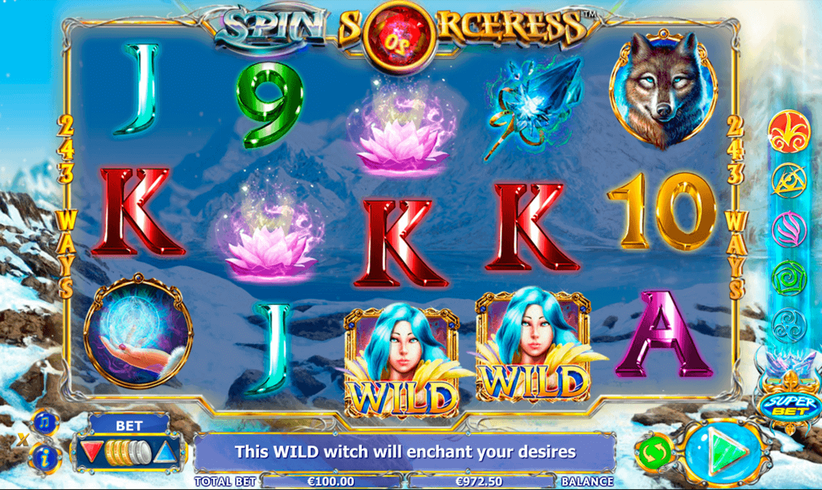 Spin Sorceress Slot Machine Online ᐈ NextGen Gaming™ Casino Slots