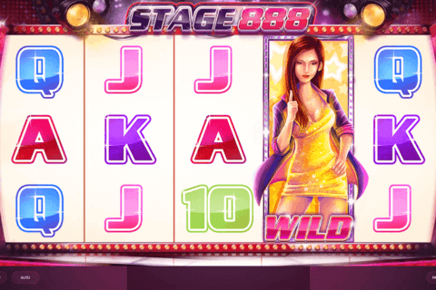 Stage 888 Slot Machine - Free to Play Demo Version