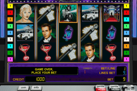 star attraction novomatic casino slots