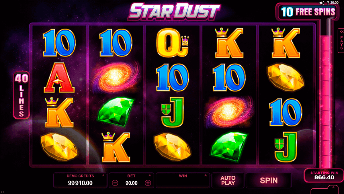 slots to play online starurst