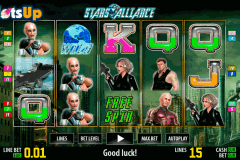 Stars Alliance HD Slot Machine Online ᐈ World Match™ Casino Slots