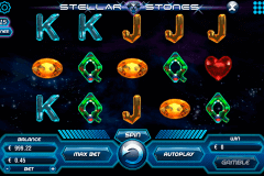 stellar stones booming games slot machine 480x320